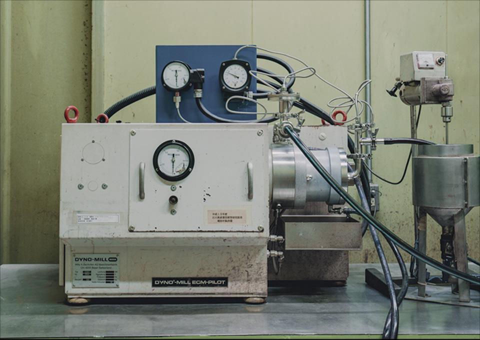 微粒子分散装置