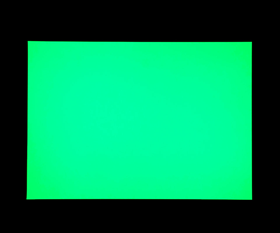 高輝度蓄光テープ(蓄光時)
