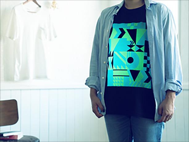 シャツ(蓄光時)